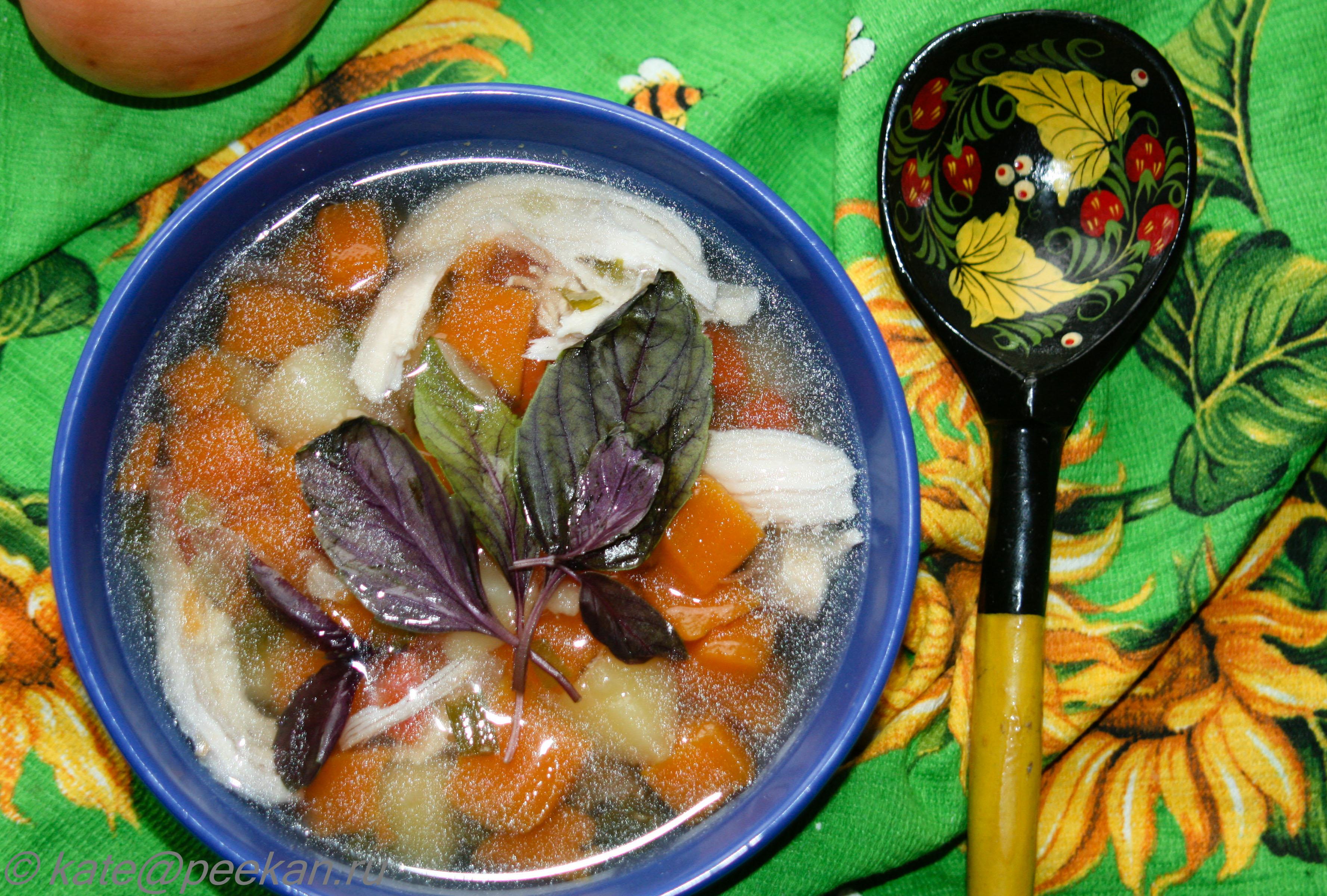 Супы для язвенников рецепты